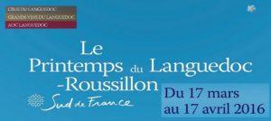 Le Printemps du Languedoc-Roussillon