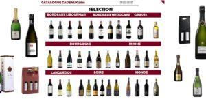 500 + références de vins