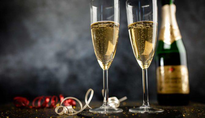 4 - Champagne