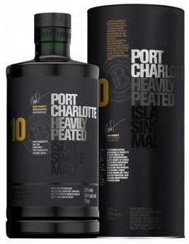 PORT CHARLOTTE 10 ANS – HEAVILY PEATED