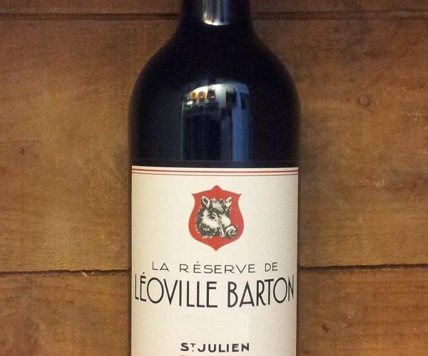 LEOVILLE BARTONRÉSERVE DE LEOVILLE