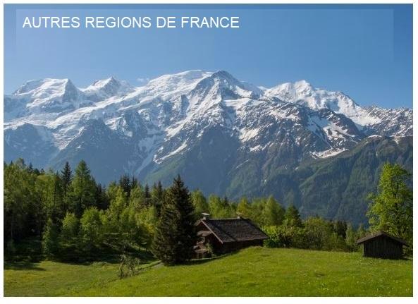 X - Autre régions de France - X
