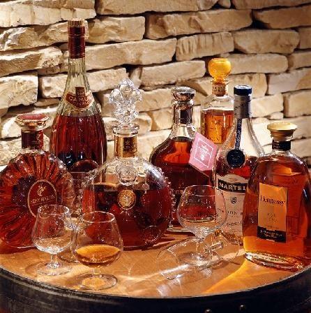 Cognacs & Armagnacs