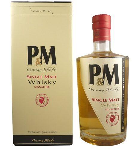 P&M SINGLE MALT – SIGNATURE