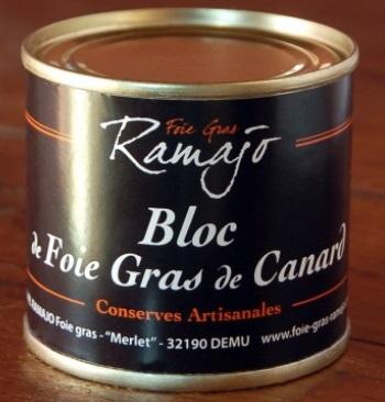 RAMAJO – FOIE GRAS ET CONSERVES DU GERS