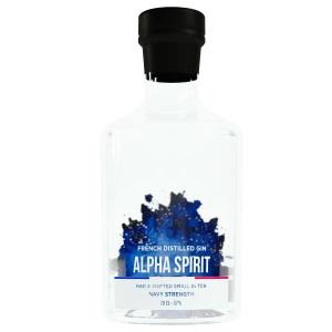 GIN – ALPHA SPIRIT – NAVY