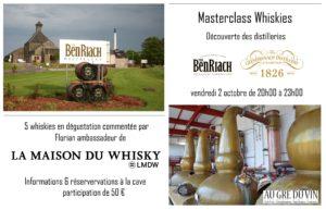 Masterclass Whiskies