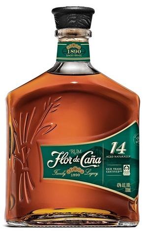 FLOR DE CANA 14 ANS